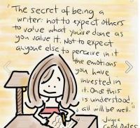 Joyce Carol Oates-